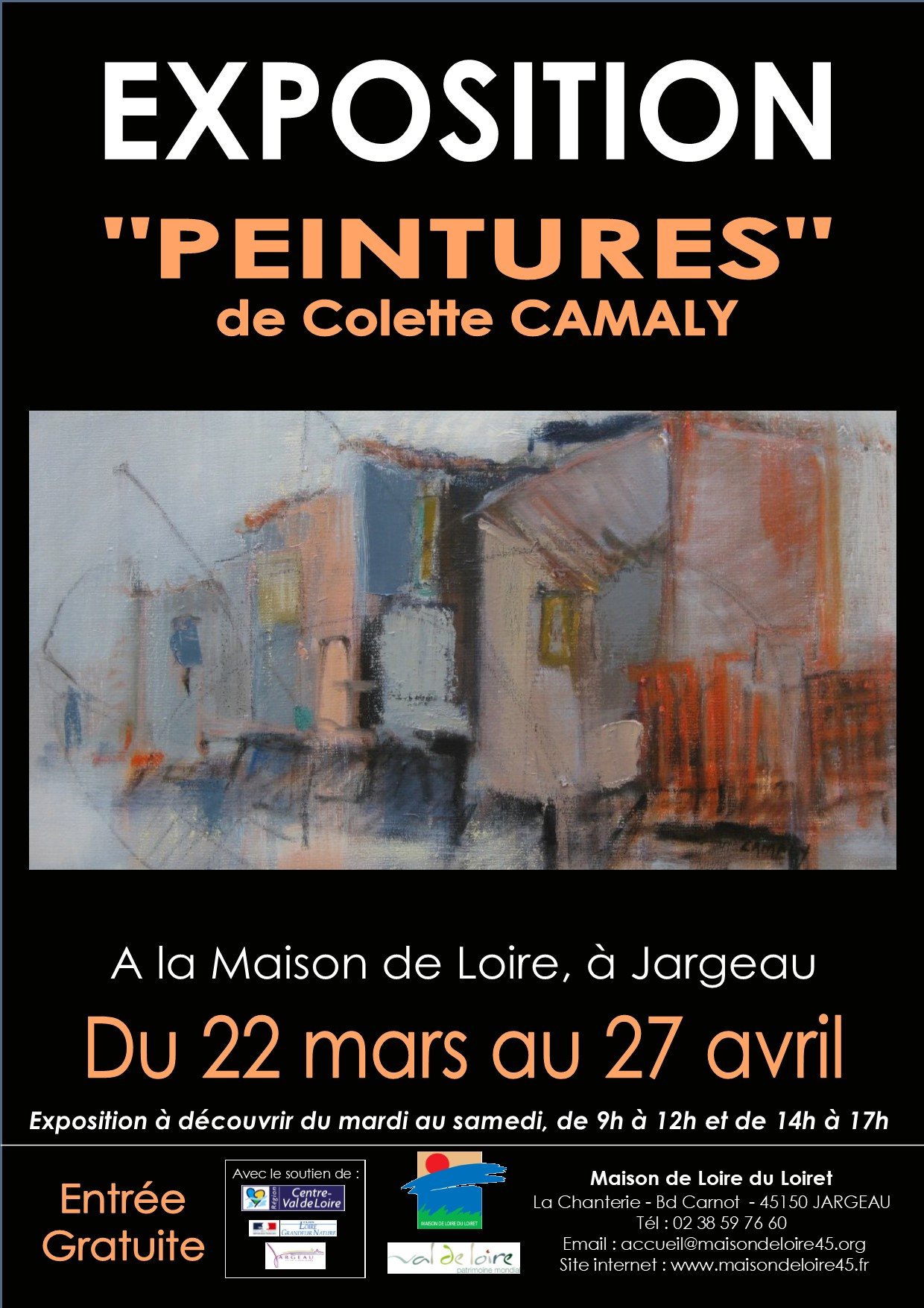 Affiche CCAMALY